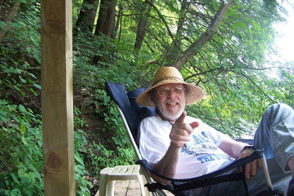 פרופ סימור (סיי) אנטלמן (1938-2011)